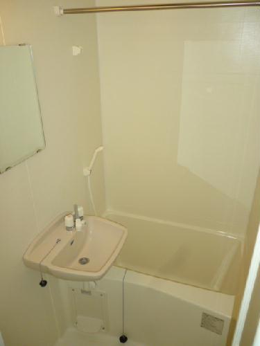 レオパレス光草 304号室の風呂