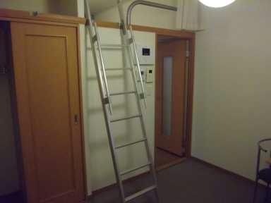レオパレス光草 305号室の居室
