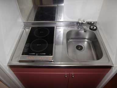 レオパレス光草 305号室のキッチン