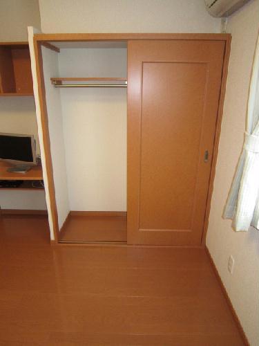 レオパレスルクソール 102号室の収納