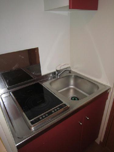 レオパレスルクソール 102号室のキッチン