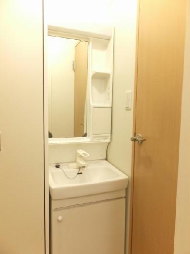 レオパレスドルフⅡ 108号室の風呂