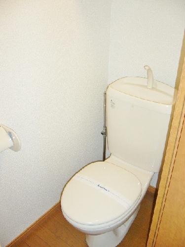 レオパレスα Ⅱ 202号室のトイレ