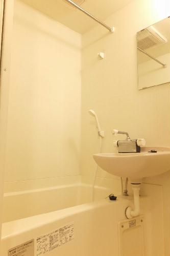 レオパレスミヤ 101号室の風呂
