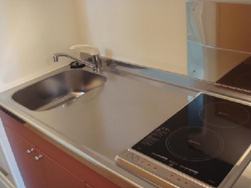 レオパレス水向 213号室のキッチン