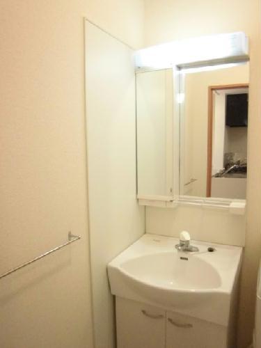 レオパレスKOMOTO足利 107号室の洗面所