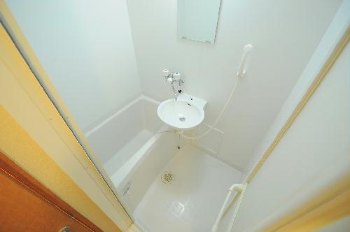 レオパレスエミナⅡ 103号室の風呂