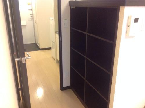 レオネクストリッフェル 103号室の玄関