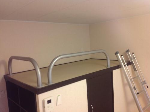 レオネクストリッフェル 103号室のベッドルーム