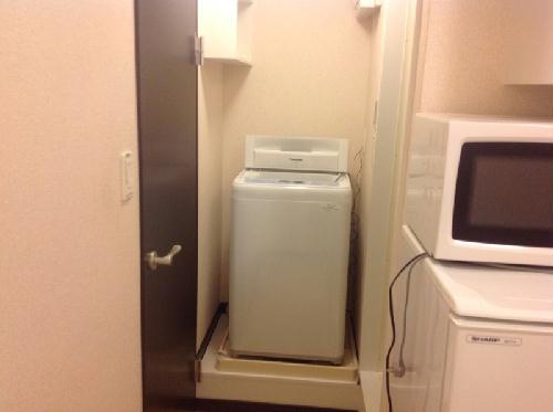 レオネクストリッフェル 103号室の洗面所