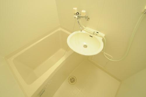 レオパレス嵯峨野 103号室の風呂