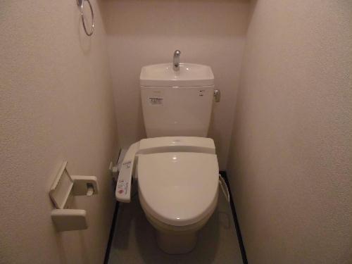 レオネクストストリームブライト 201号室のトイレ