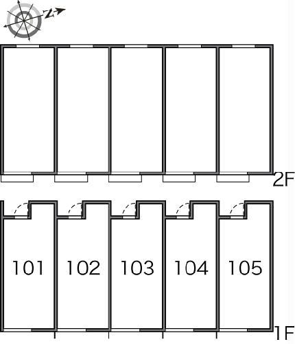 レオネクストおっぺ 102号室のその他