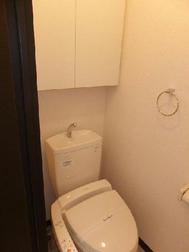 レオネクストウテナ 101号室のトイレ