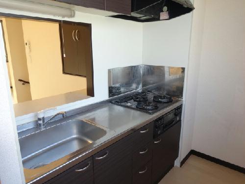 レオネクストウテナ 101号室のキッチン
