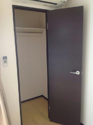 クレイノ寺津 204号室の収納