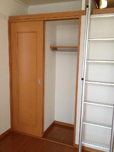 レオパレス吉野原 205号室の収納