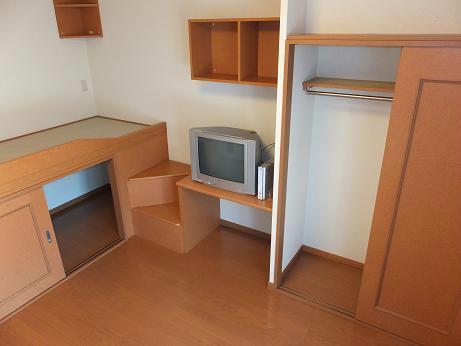 レオパレスカームウエルス 103号室のキッチン