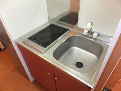 レオパレスカームウエルス 103号室の風呂