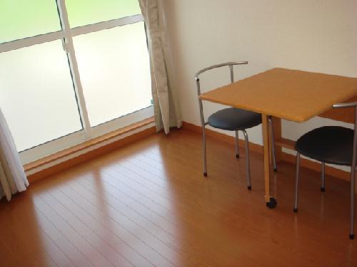 レオパレスドゥ ボワ 205号室の居室