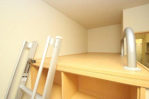 レオパレスROSE 105号室のキッチン