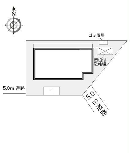 レオパレスTRS 203号室のその他