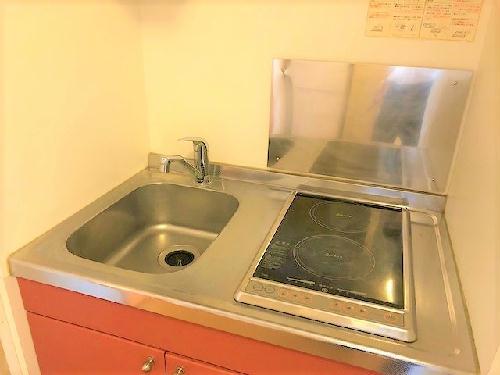 レオパレスTRS 205号室のトイレ