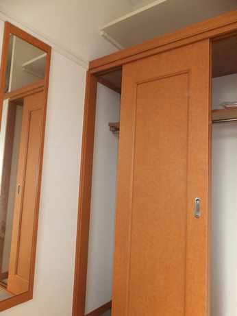 レオパレスすみれ 205号室の収納