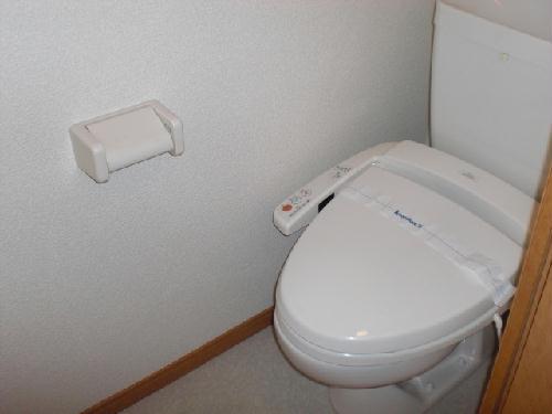 レオパレスベルダカーサ 208号室のトイレ