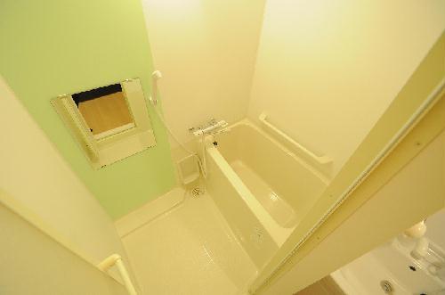 レオネクスト吉良吉田 203号室の風呂