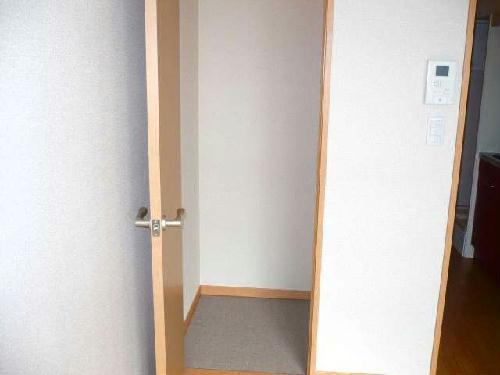 レオパレスMakearrowⅢ 210号室の収納