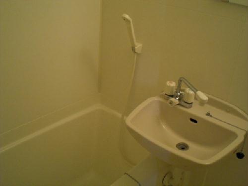 レオパレス渡Ⅰ 108号室の風呂