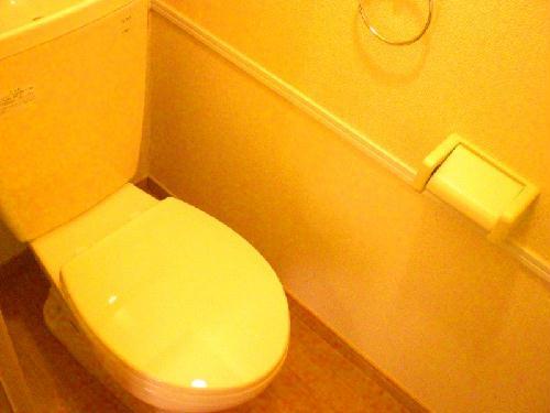 レオパレスラ グレージュ 206号室のトイレ