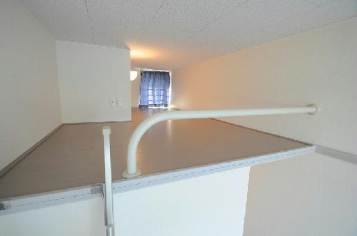 レオパレスハッピーワン 206号室の収納