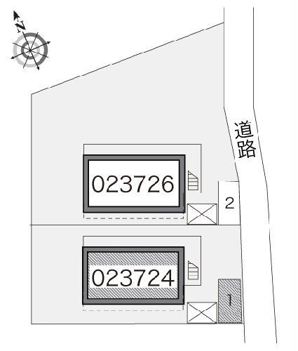レオパレス三立ハイツA 102号室の設備