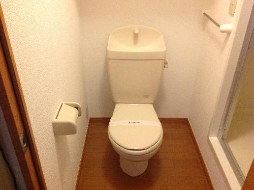 レオパレス三立ハイツC 202号室のトイレ