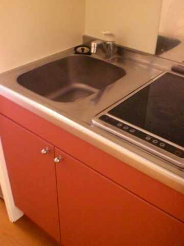 レオパレスJ BOX Ⅳ 201号室のキッチン