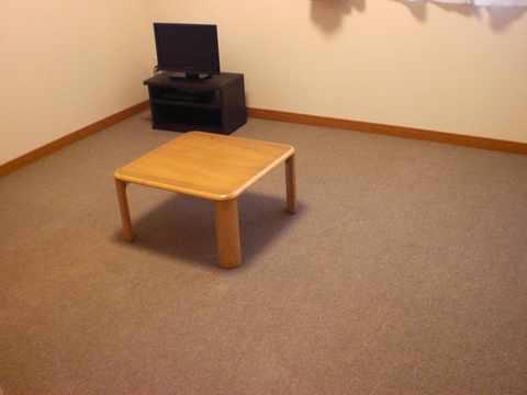 レオパレスJ BOX Ⅳ 203号室のリビング