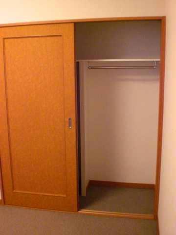 レオパレスJ BOX Ⅳ 203号室の収納