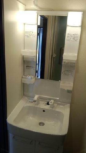 レオネクストラフォーレ 101号室の洗面所