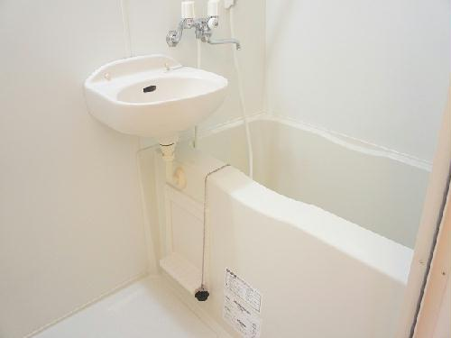 レオパレス柏原公園南 204号室の風呂