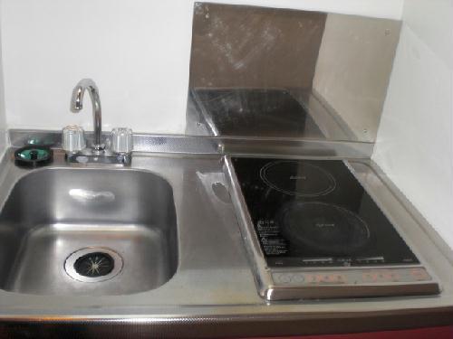 レオパレス幸田B 102号室のキッチン