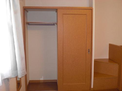レオパレス幸田B 203号室の収納