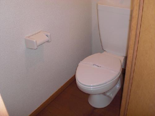 レオパレス幸田B 203号室のトイレ