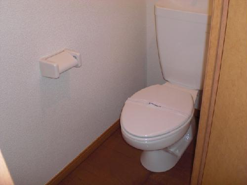 レオパレス幸田B 206号室のトイレ