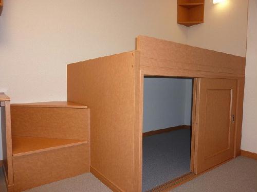 レオパレスヴィーブル呉服町 101号室の収納