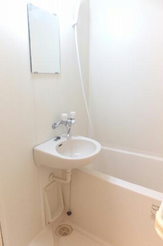 レオパレスさくらはうす 110号室のトイレ