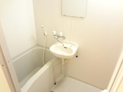 レオパレス十三 209号室の風呂