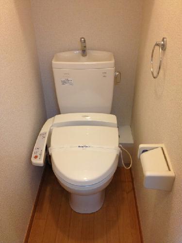 レオパレス山﨑88 307号室のトイレ