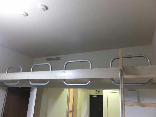 レオパレスSPATZ 102号室の居室